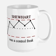 Shewhart Ceramic Mugs
