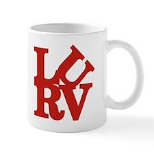 LURV Classic Red Mug