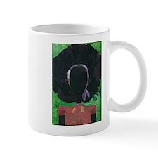 Girl with the Big Afro Mug
