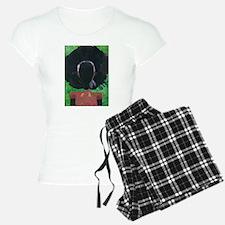 Girl with the Big Afro Pajamas