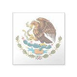 Mexican eagle Stickers