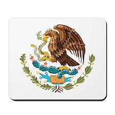 Mexico COA Mousepad