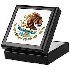 Mexico COA Keepsake Box
