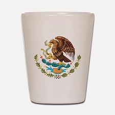 Mexico COA Shot Glass