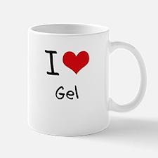 I Love Gel Mug
