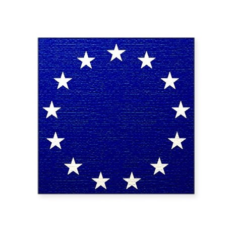 Betsy Ross Flag Sticker