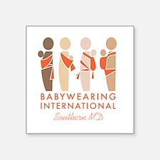 BWI Southern Maryland Logo Sticker