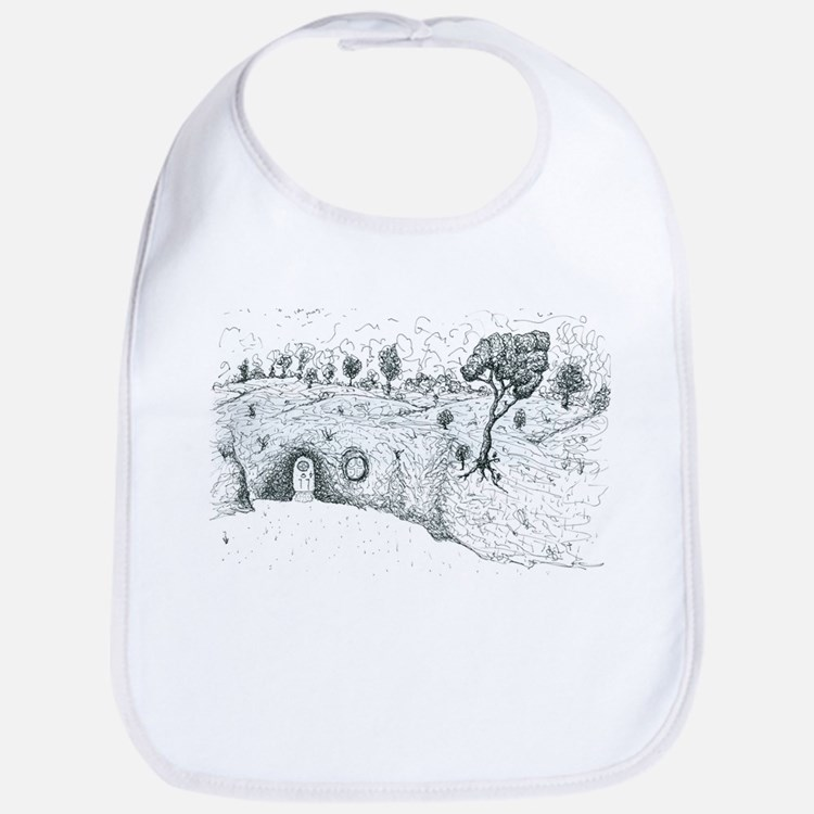 House in the Hill Bib