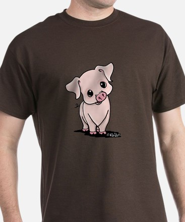 Curious Piggy T-Shirt