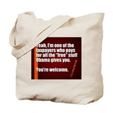 Youre Welcome Tote Bag