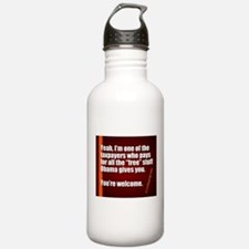 Youre Welcome Water Bottle