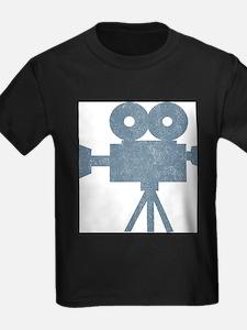 Vintage Videocamera T-Shirt
