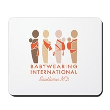 BWI of Southern Maryland Logo Mousepad