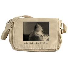 COGITO ERGO SUM Messenger Bag