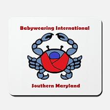 Crab Logo Mousepad