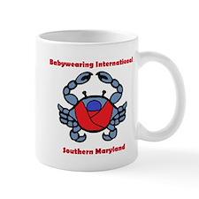 Crab Logo Mug