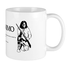 Geronimo image on Mug
