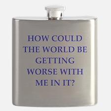 arrogant Flask