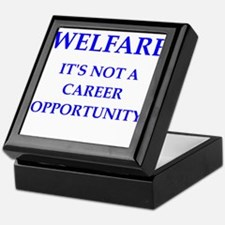 welfare Keepsake Box