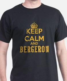 Keep Calm and Bergeron Tee T-Shirt
