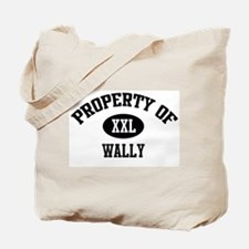 Property of Wally Tote Bag
