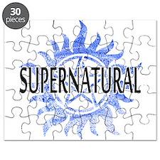 Supernatural Symbol Puzzle
