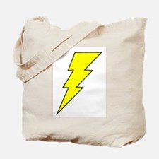 The Lightning Bolt 8 Shop Tote Bag