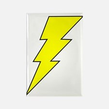 The Lightning Bolt 8 Shop Rectangle Magnet