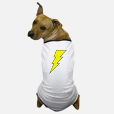The Lightning Bolt 8 Shop Dog T-Shirt