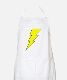 The Lightning Bolt 8 Shop BBQ Apron