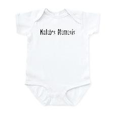 Kaleb's Nemesis Infant Bodysuit