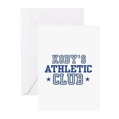 Koby Greeting Cards (Pk of 10)