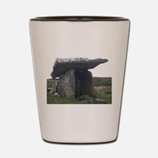 Poulnabrone Shot Glass