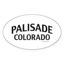 Palisade Colorado Decal