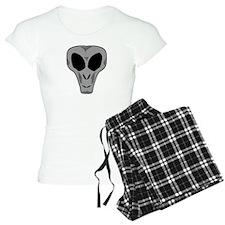 alien head Pajamas