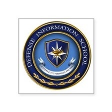 Defense Information School Clasic Sticker