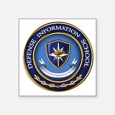 Defense Information School Clasic Sticker