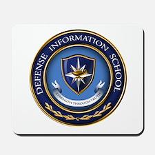 Defense Information School Clasic Mousepad
