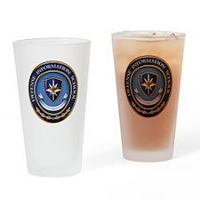 Defense Information School Clasic Drinking Glass