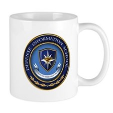 Defense Information School Clasic Mug