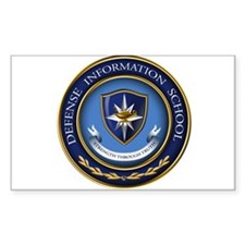 Defense Information School Clasic Decal