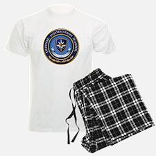 Defense Information School Clasic Pajamas