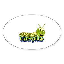 caterpillar Decal