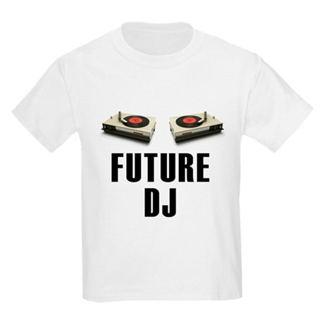 FUTURE DJ Kids T-Shirt