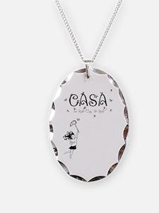 CASA Butterflies Necklace