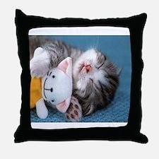 Cute & Adorable Throw Pillow