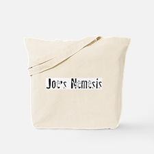 Joe's Nemesis Tote Bag