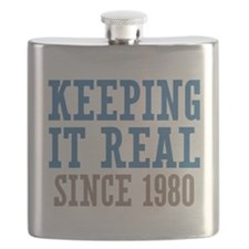 Keeping It Real Since 1980 Flask