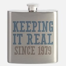 Keeping It Real Since 1979 Flask