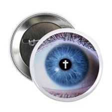 "Eye See The Way 2.25"" Button (10 pack)"